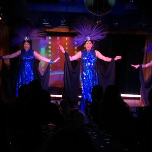 Three great drag artists, a brilliant live singer and a very hot dancer!!! Excellently produced