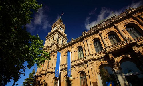 Australia's Grandest Visitor Centre, Bendigo Visitor Centre