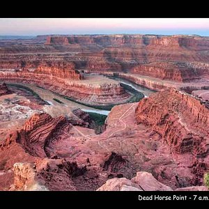 Photography Tours Moab Area - Dead Horse Point State Park