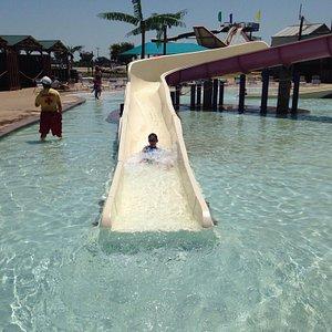 Super fun water park