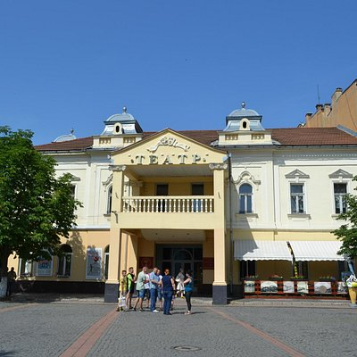 Mukacheve Theatre