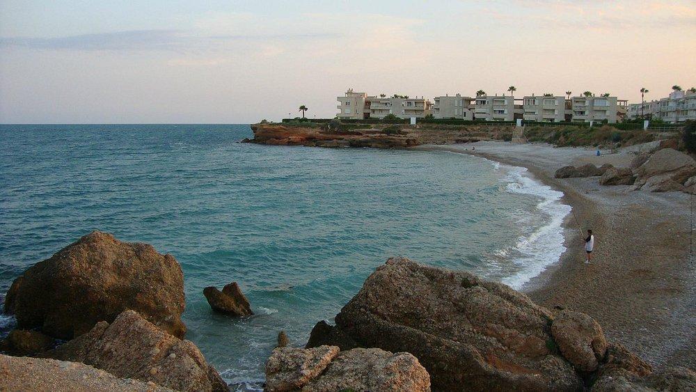 Strand in der Nähe der Ferienwohnung