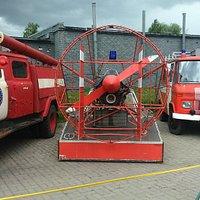 Fireman's Car exposition