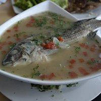 Tapado fish soup