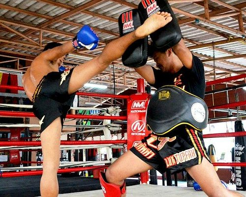 Luktupfah Muay Thai Gym