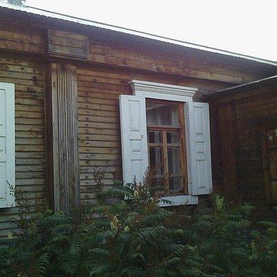 скромный домик Кюхельбекера