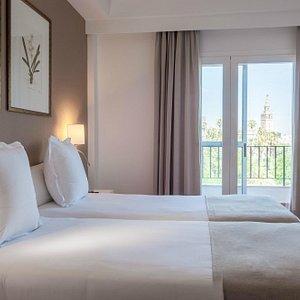 Hotel Alcazar Sevilla