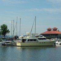 Boathouse Dock