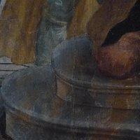 dettaglio dei dipinti