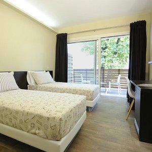 Camera Doppia/Matrimoniale, con terrazzo privato
