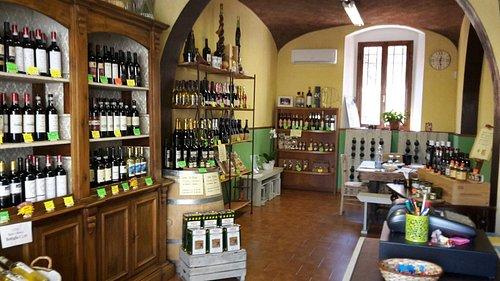 Vini sfusi, Bottiglie di Chianti Classico, IGT, Brunello, Vini Bianchi, Olio di Oliva...Wine tas