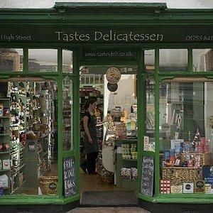 Tastes Delicatessen, Eton