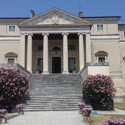 Corpo centrale della Villa Porto-Casarotto