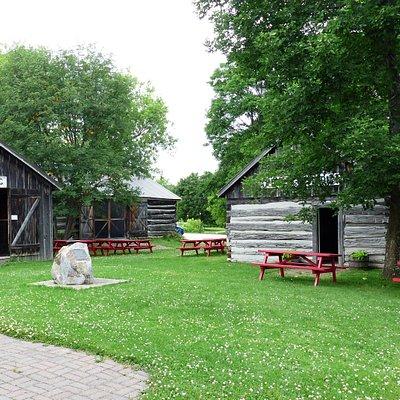 Assiginack Museum Grounds