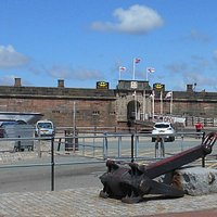 The Fort yesterday 29/07/2015