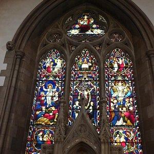 altar windows