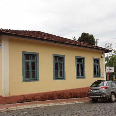 Casa da Cultura Miguel Reale - S. Bento do Sapucaí SP
