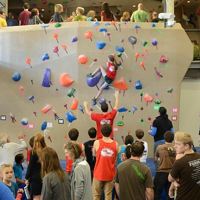 Rock Climb Fairfield - Competitions