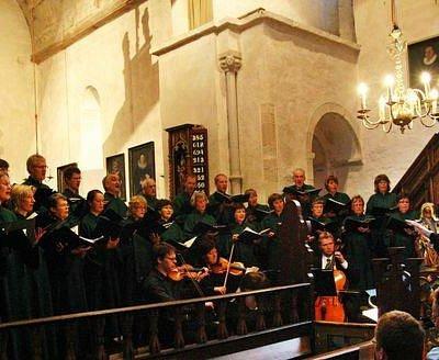 Tingvoll kyrkjekor 2007