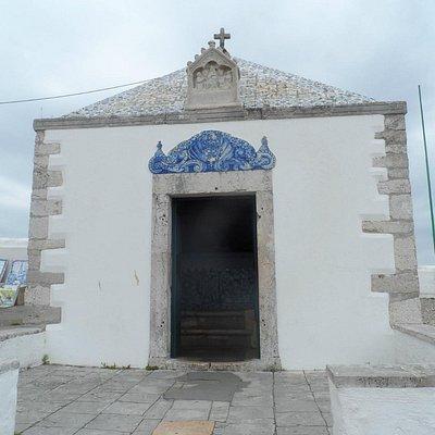 Capela da Memória  em Nazaré, Portugal      Foto : Cida Werneck