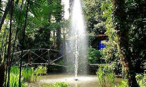 Gardone Riviera: Heller Garden