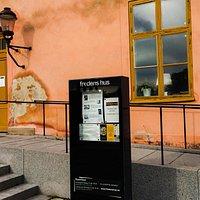 Fredens hus, Uppsala