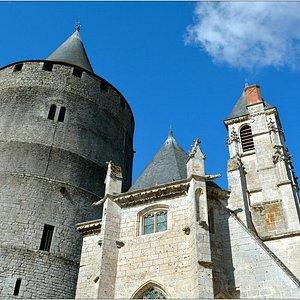 Le Donjon et la Ste Chapelle