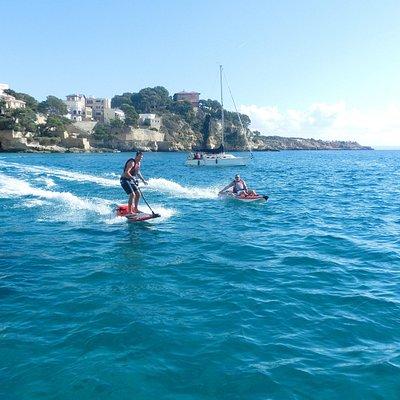 JET KAYAK & JET SURF
