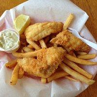 Lahaina Fish & Chips (small); $8.99