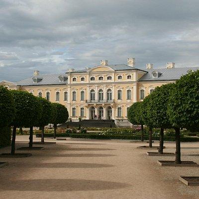Rundāle Palace | Bauska, Latvia