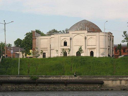 Шиитская мечеть-1