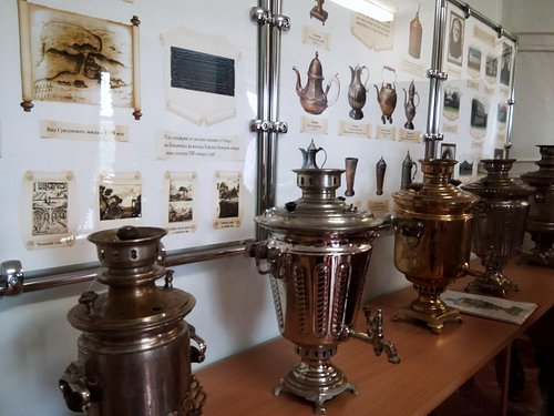 Суксунский историко-краеведческий музей / Suksun History and Local Lore Museum