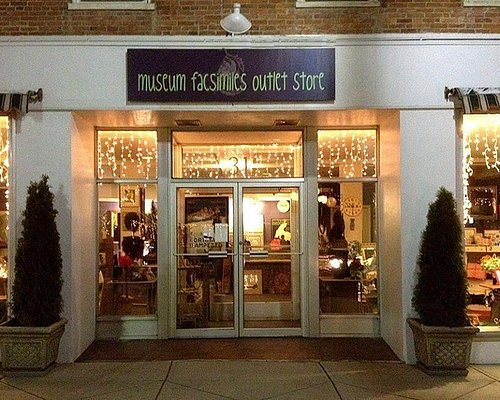 Museum Facsimiles Outlet Store  downtown Pittsfield . . . in the heart of the Berkshires!