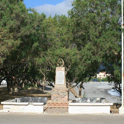WW11  Civilian Memorial