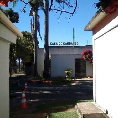Teatro Casa do Candango, fachada