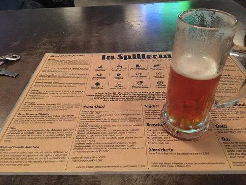 Ottime birre artigianali!