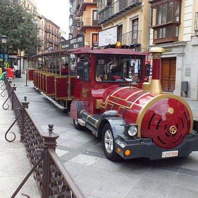トレインバス