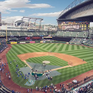 Safeco Field from 300 section