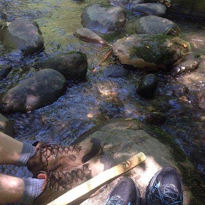Fun little day hike.