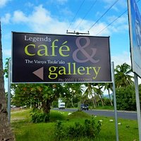 The Cafe and Gallery
