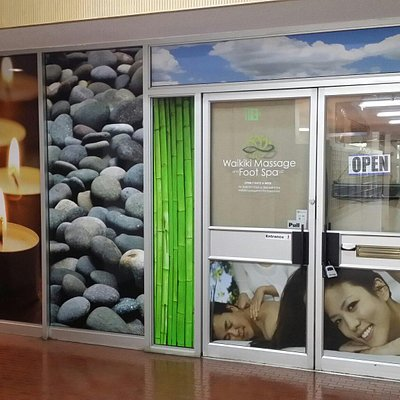 Waikiki Massage and Foot Spa