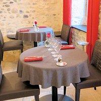 Odalisque dining room