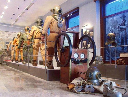 Museum of Underwater Activities Piran