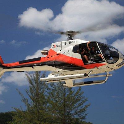 Aerial Photography Flight
