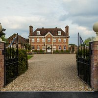 Parley Manor house