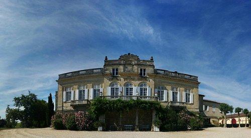 Le Château sous un beau soleil d'été
