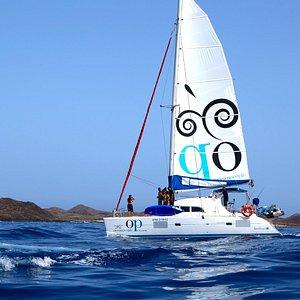 LOVEBOAT II - OCEAN PEOPLE - Corralejo Catamarans - Lobos