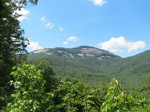 View of Table Rock from the State Park