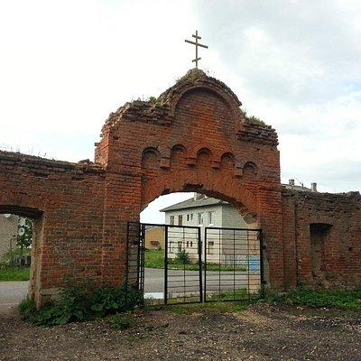 Пятогорский Богородицкий (Кикеринский) женский монастырь