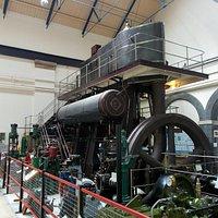 Lilleshall Pumping Engine